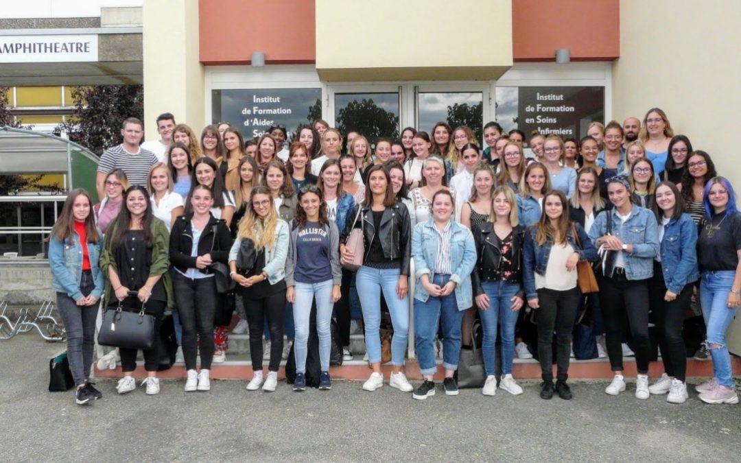 Bienvenue aux nouveaux étudiants